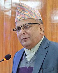Prof. Dr. Upendra Kumar Koirala
